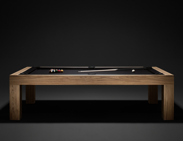 Top 5 Convertible Pool Tables for Luxury Homes | Billiard, Pool ...